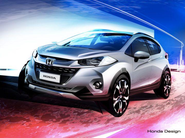 Honda reveals WR-V compact SUV for South America http://www.carbodydesign.com/2016/11/honda-reveals-wr-v-compact-suv-for-south-america/