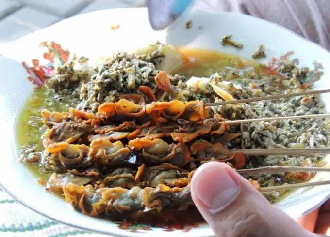 Kupang Lontong Cak Kartolo Di 2020 Makanan Surabaya