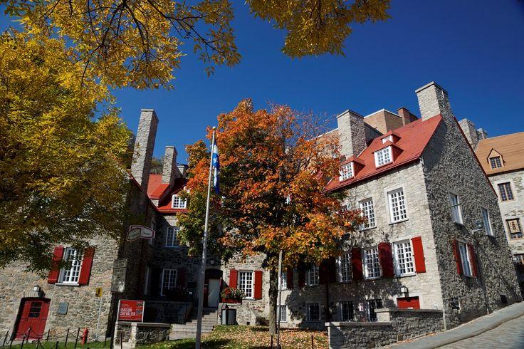Maison Chevalier | Travel to Québec City, Canada