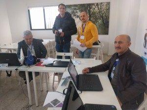 Formación en Huelva del proyecto VET Furnishing // Training in Huelva for the VET Furnishing project