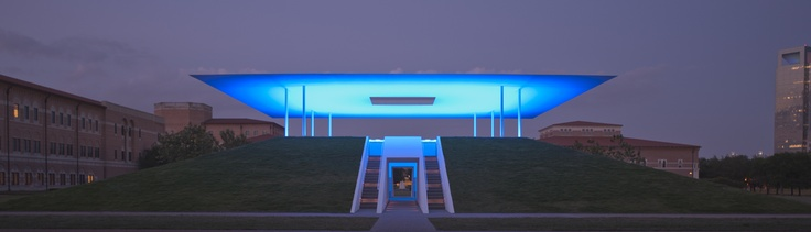 the james turrell skyspace on rice university campus in. Black Bedroom Furniture Sets. Home Design Ideas