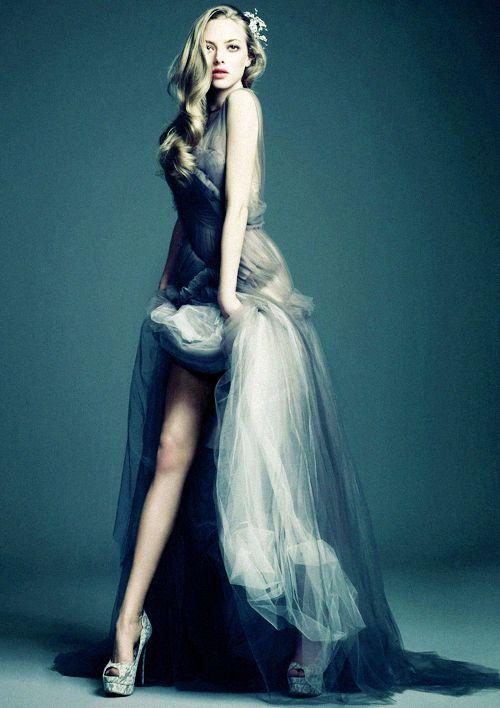 Amanda Seyfried for Elle Korea (January 2014)