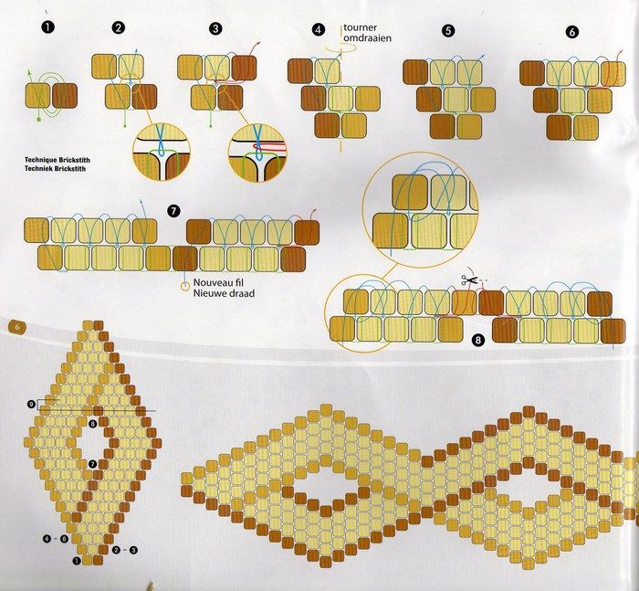 Free Beading Bracelet Patterns