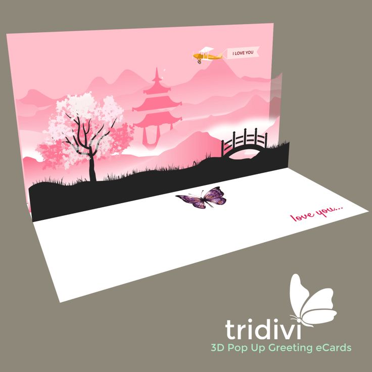 Send free love eCards with tridivi™. Use one from our collection of 3D Pop Up Love eCards or make your own with our easy to use ecard maker!
