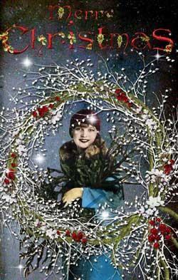 vintage-christmas-cards--glamourdaze