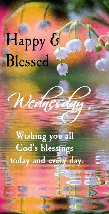 Happy Blessed Wednesday!