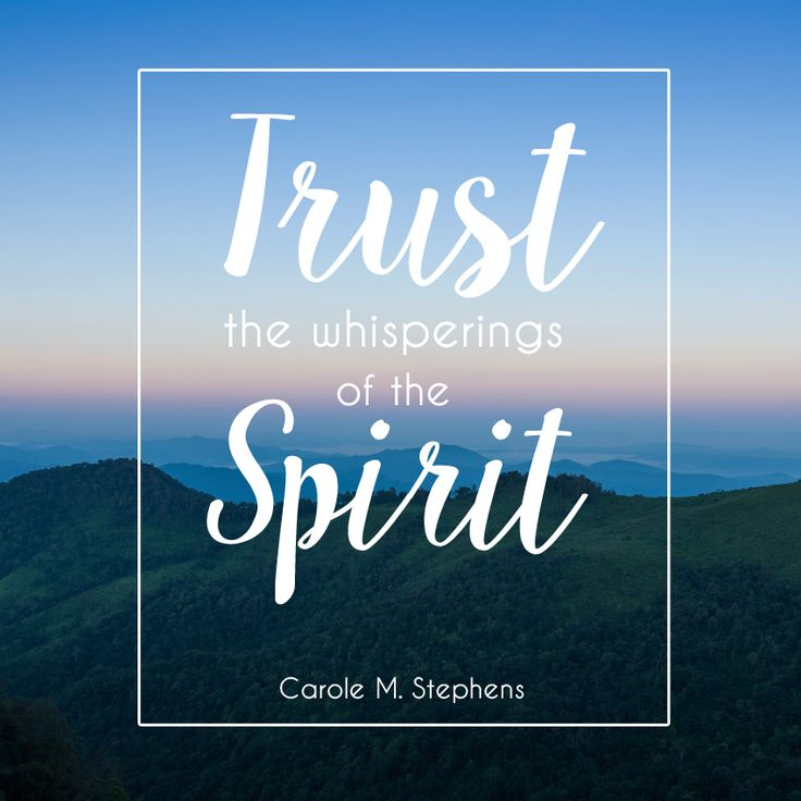 "Sister Stephens: ""Trust the whisperings of the Spirit."" #ldsconf #lds #quotes"