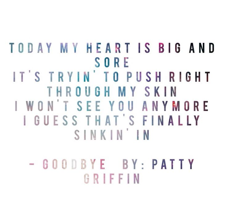 Patty Griffin lyrics