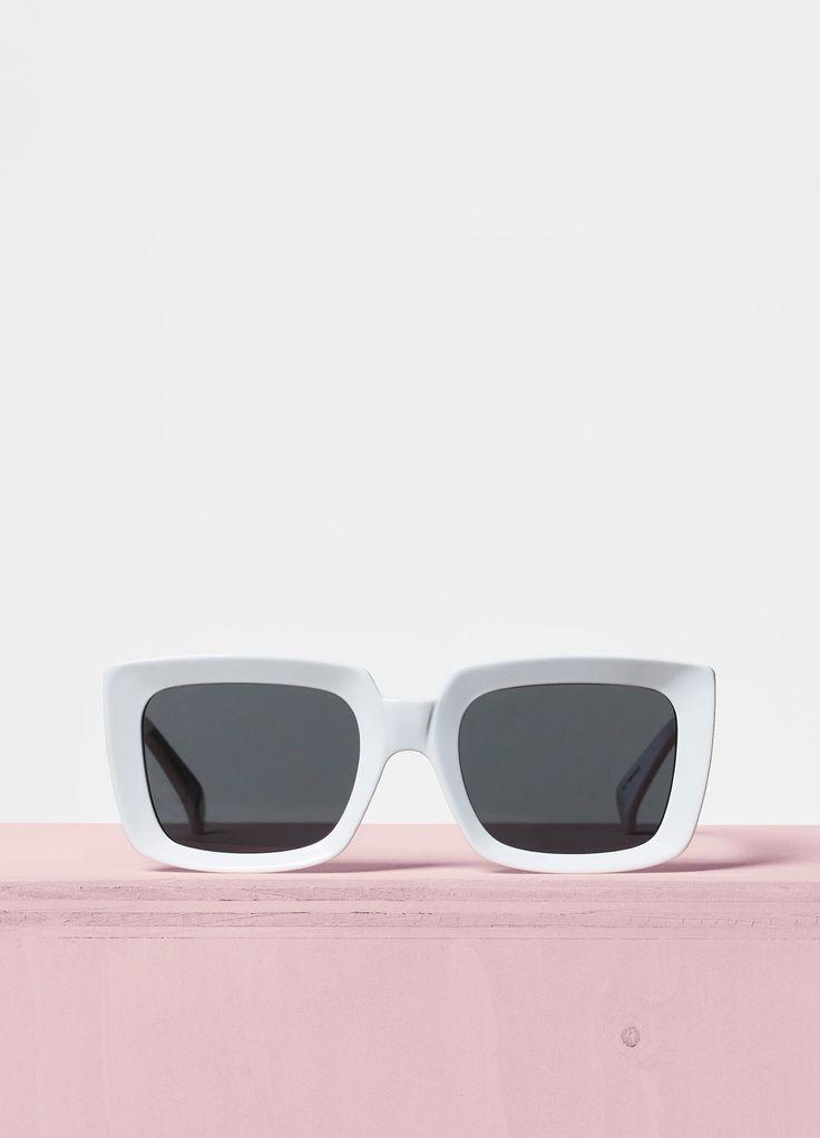 ce1ef0843b67e4 Emma Sunglasses in Acetate - Fall   Winter Collection 2017   CÉLINE