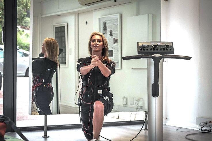 Electro Muscular Stimulation EMS
