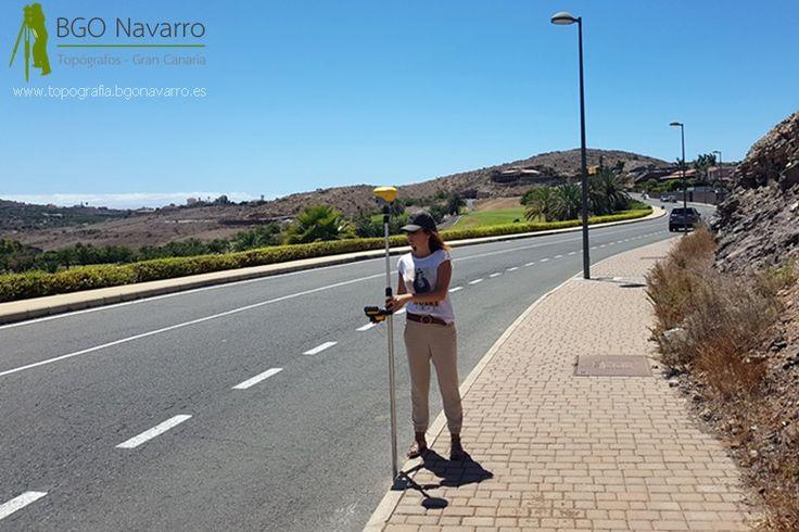 #levantamiento #topografico #altimetrico #delimitacion de la #propiedad