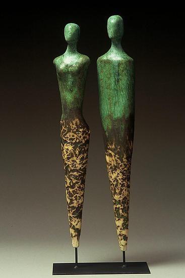 Balance: Cathy Broski: Ceramic Sculpture