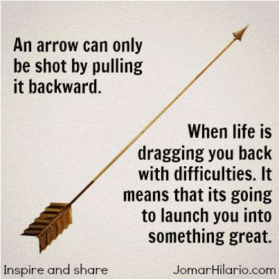 Life Is An Arrow Quote Quotes About Life Like An Arrow QuotesGram Enchanting Arrow Quotes Life