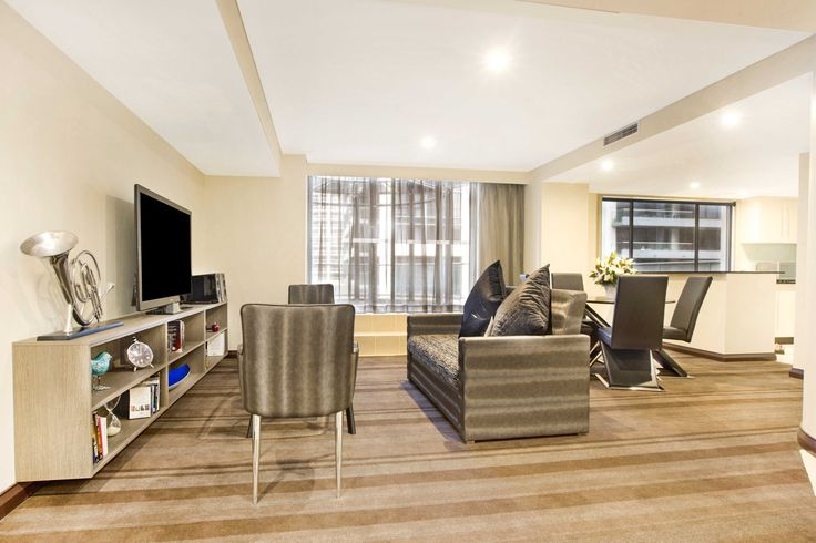 The Bellerive Suite at #Rydges World Square.
