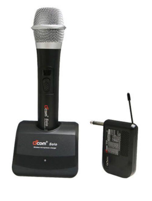 DIGITALCOM wireless microphone SOLO series receiver transmitter SOLO #DIGITALCOM