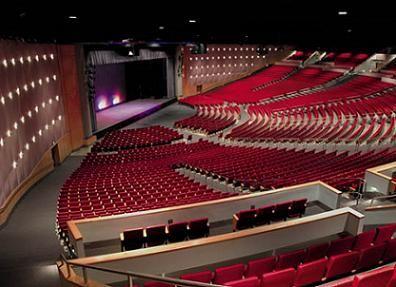 5 000 Seat Theatre Inside The Colorado Convention Center