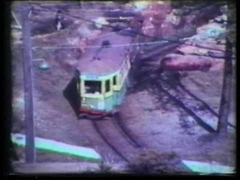 ▶ 1950's Sydney Trams Watsons Bay Trams,Kings Cross,City, - YouTube