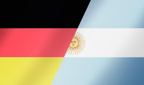 Final Alemania vs. Argentina
