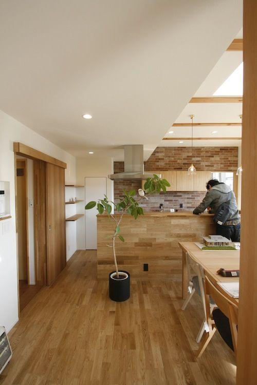 オープンハウス – fizzy – - 名古屋市の住宅設計事務所 フィールド平野 ... _MG_1086