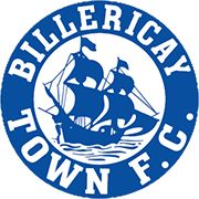 Billericay Town FC of England crest.