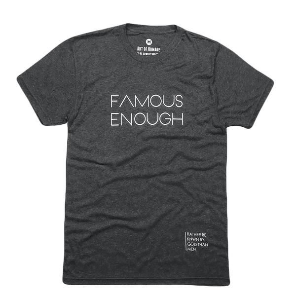 e2cec21f9 Famous Enough Crew Tee - EverydayGray Triblend in 2019 | Brands I ...