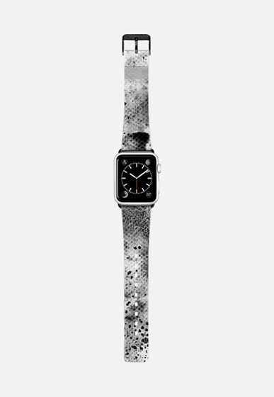 Watercolors Splatters Apple Watch Band (42mm) by Denis Marsili | Casetify (ES)
