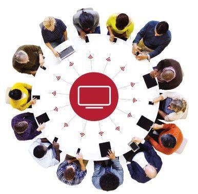 VIA Collage - Collaboration System - Kramer Electronics
