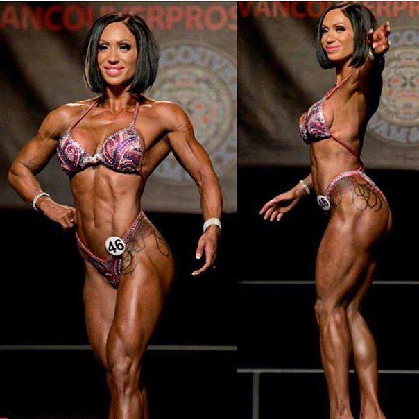 Muscle women vk-3496