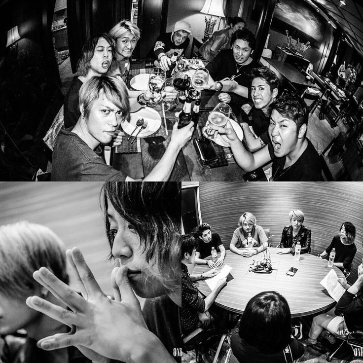 « Interview and a dinner in Thailand yesterday :) Photo by @julenphoto #Thailand »