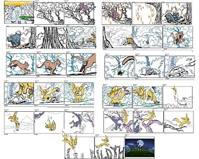 Best Storyboards Images On   Storyboard Title