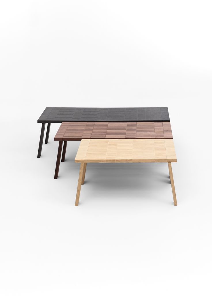 #Section, the perfect #table. #design #designer #designlovers #tavolo #natura #nature #inspiration #wood #wooden #legno #chiaro #scuro #dark #light #bigtable #designers