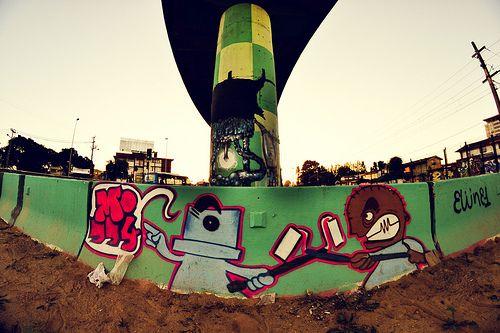 War Graffiti