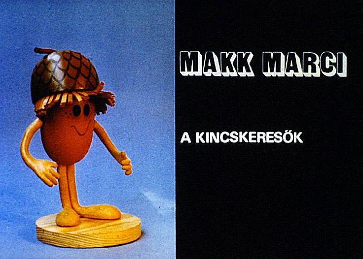 Makk Marci : A kincskeresők