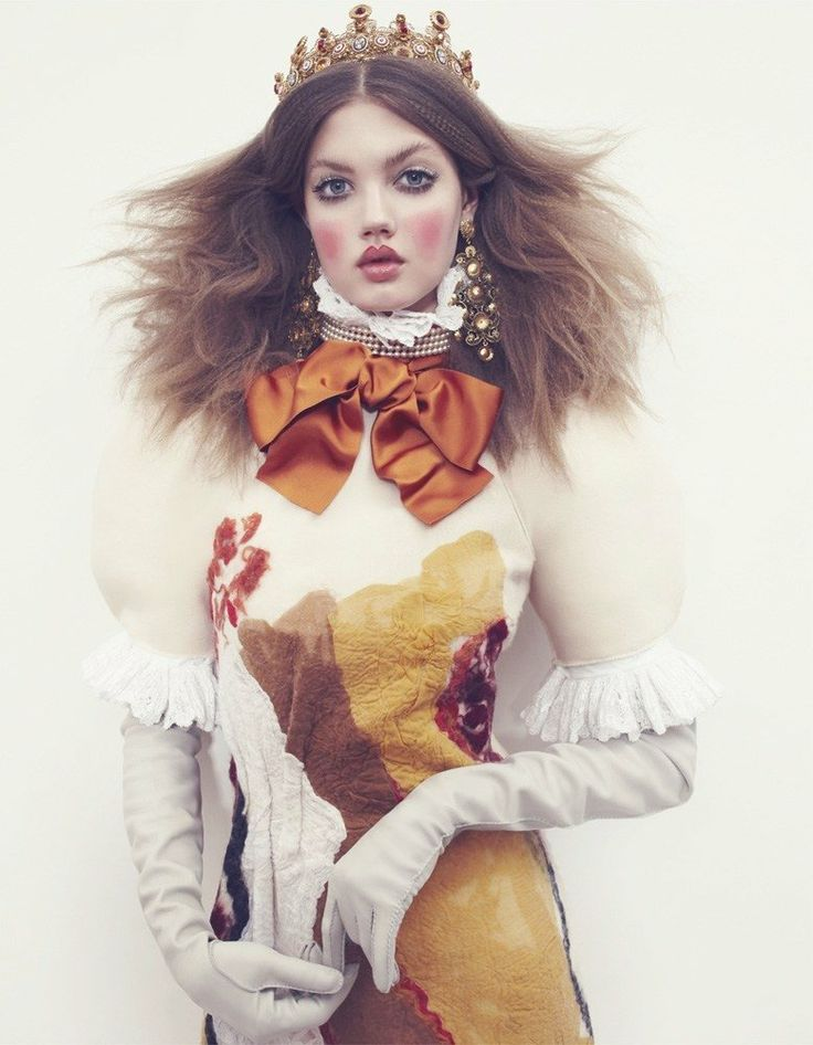 photos by emma summerton for vogue japan