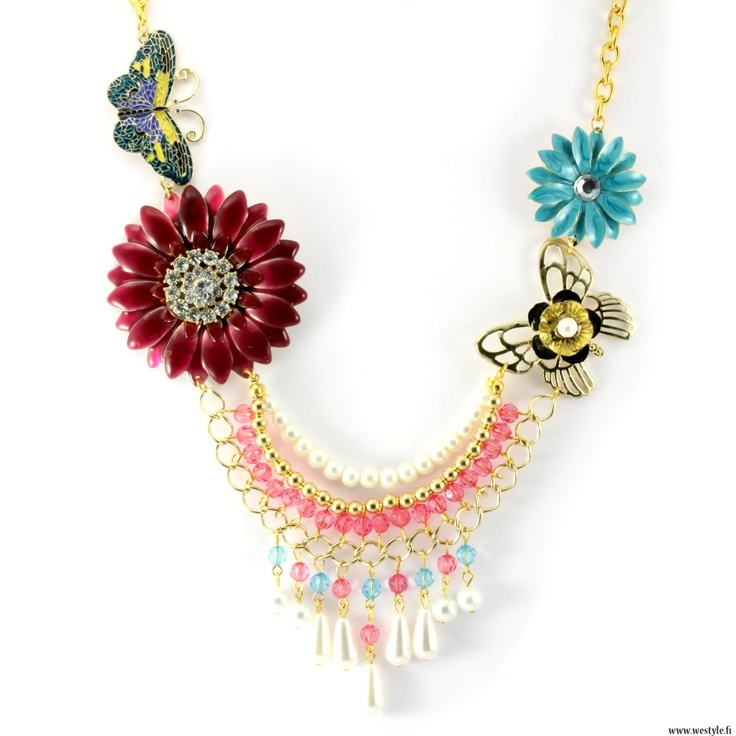 """Take a look at this gorgeous necklace called """"Marissa""""!"""