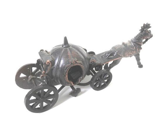Replica Cinderella Pumpkin Carriage Pencil Sharpener by shop20max