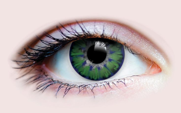 Enchanted Emerald – Primal Contact Lenses