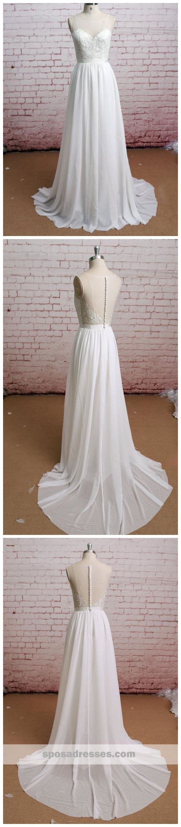 Simple and cheap wedding dresses   best Cheap Wedding Dresses images on Pinterest  Short wedding