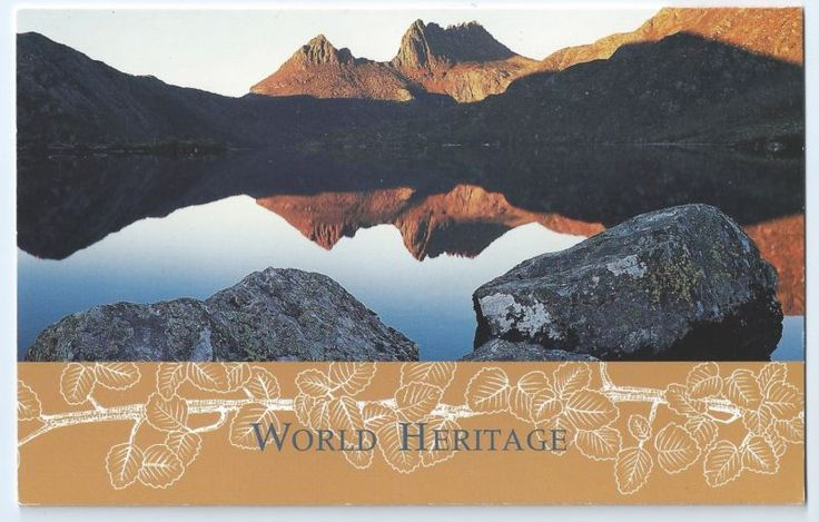 Australia 1996 World Heritage Post Office Stamp Pack  (G-23) - http://stamps.goshoppins.com/australian-stamps/australia-1996-world-heritage-post-office-stamp-pack-g-23/
