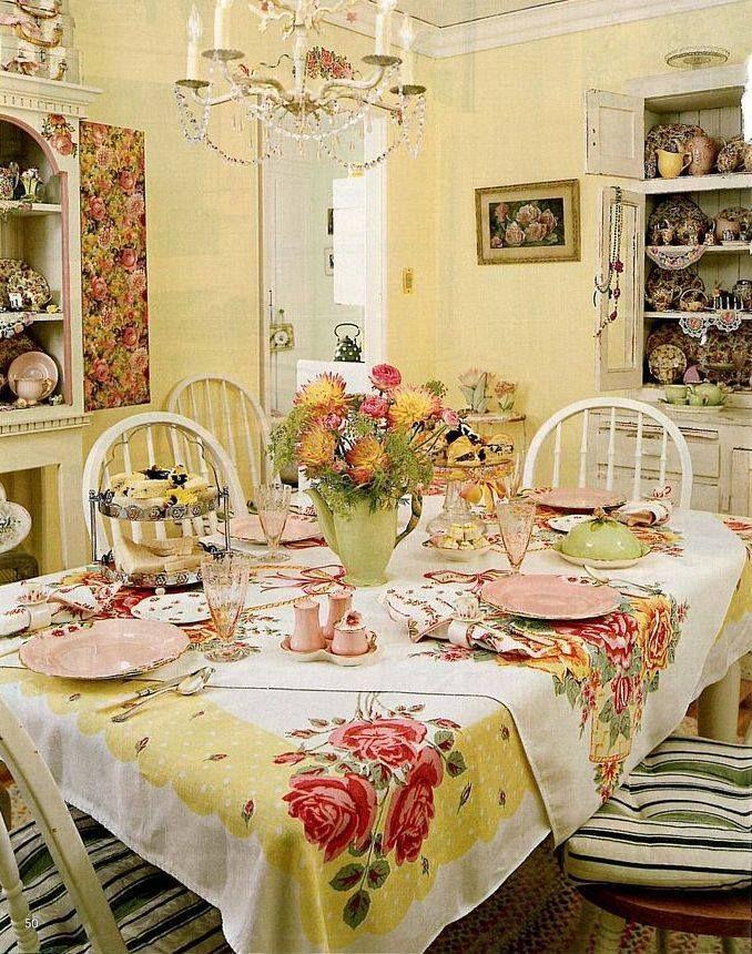 Vintage table setting. & 266 best Vintage Table Settings images on Pinterest   Wedding tables ...