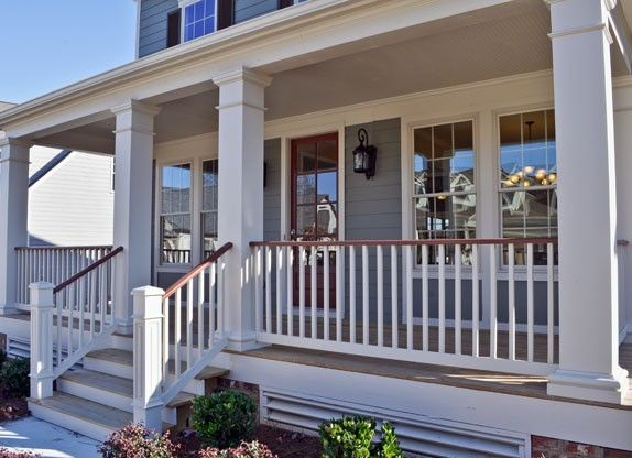 Love big front porches!  #fitness #weight #fat #health #beauty