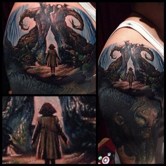 17 Best Images About Movie Tv Game Tattoos On Pinterest: 25 Best Images About Pan's Labyrinth On Pinterest