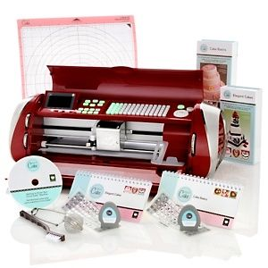 Cricut Cake  I want this for my birthday!