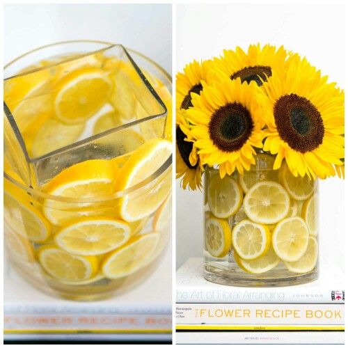 So cute perfect centerpiece for a barbeque get together