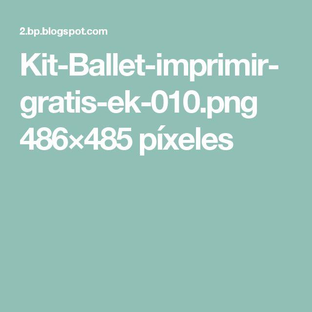 Kit-Ballet-imprimir-gratis-ek-010.png 486×485 píxeles