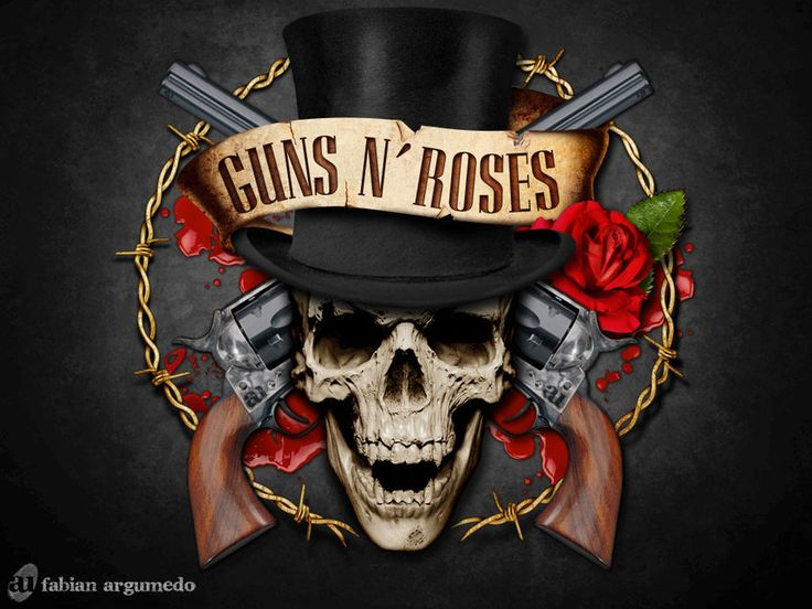 Best 25+ Guns And Roses Wallpaper Ideas On Pinterest