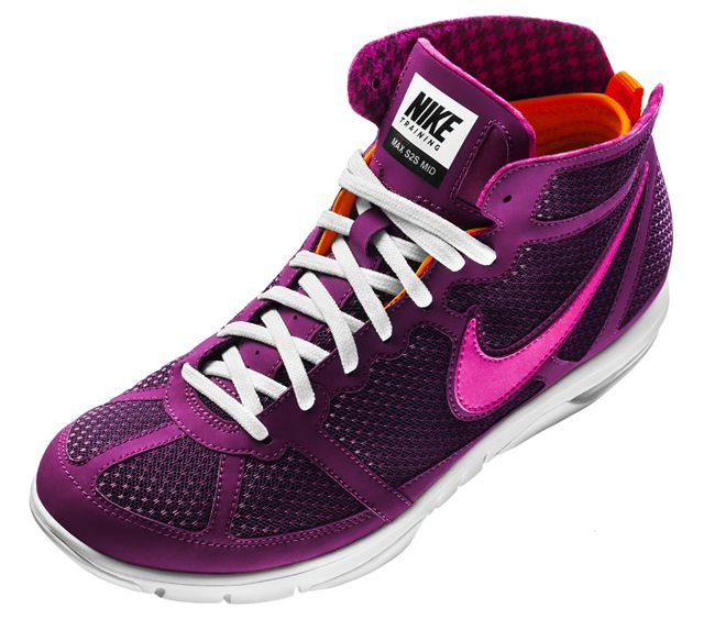 nike lady air max s2s mid cross training shoes