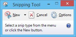 Snipping Tool Tutorial