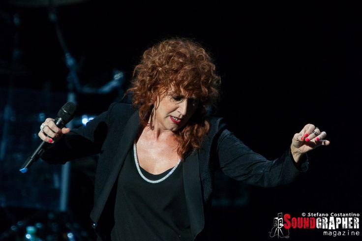 FIORELLA MANNOIA - FIORELLA LIVE http://www.soundgrapher.com/photolive-fiorella-mannoia-roma-23072015/
