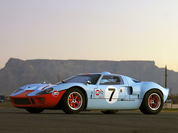 ford gt heritage edition you won